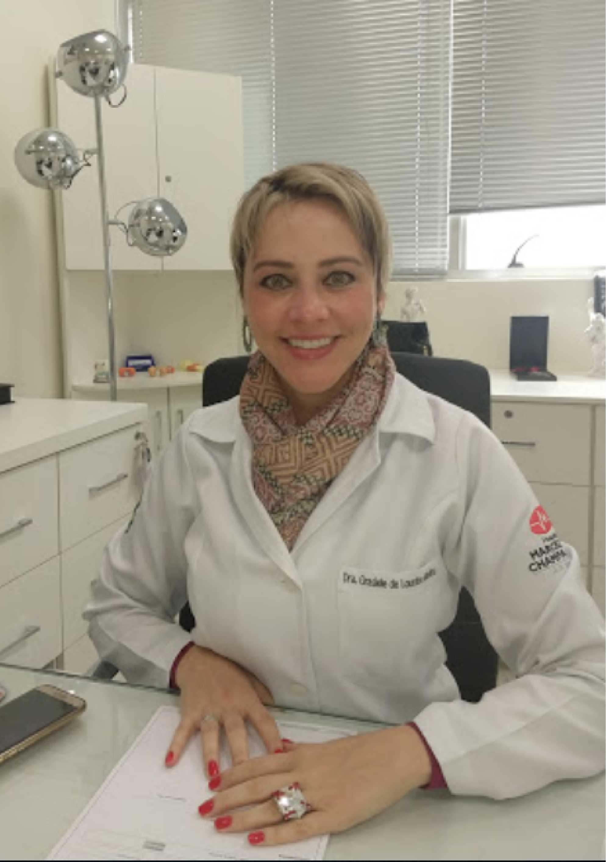 Dra. Grasiele de Lourdes Martins CRM 19790 PR | Pediatra